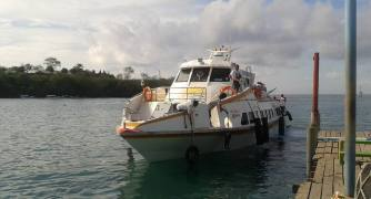 Fast Boat and 2D/1N Summit Trekking Package