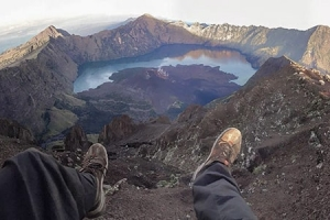 3 Days 2 Nights Rinjani Summit Trekking