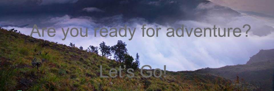 Mount Rinjani Trekking Packages