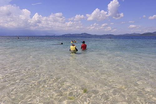 Snorkeling tour Lombok