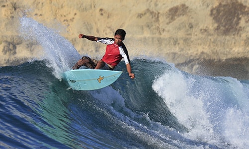 South Lombok Surfing Tour