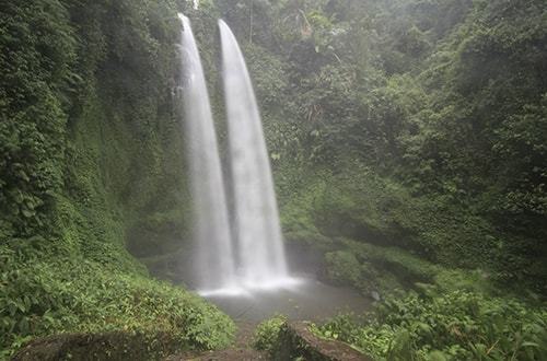 Tiu Teja Waterfall in Lombok