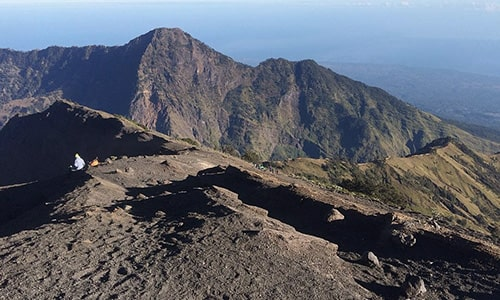 4 Days 3 Nights Summit Rinjani Trekking
