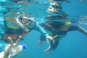 Full-Day Gili Nanggu Snorkeling Tour