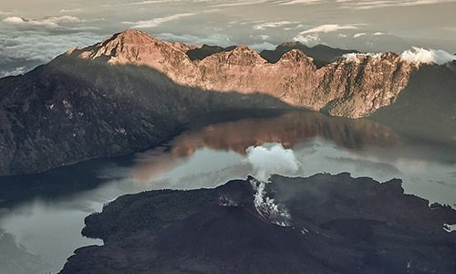 Summit Rinjani  2 Days 1 Night Trekking